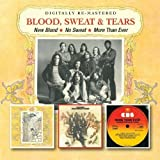 Blood Sweat & Tears - New Blood/No Sweat/More Than Ever by Blood Sweat & Tears (2015-01-01)