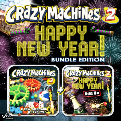 Crazy Machines 2: Happy New Year  Bundle Edition (Download) Picture
