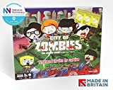 City of Zombies The Board Game by ThinkNoodle Games
