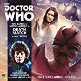 img - for Death Match (Doctor Who: The Fourth Doctor Adventures) book / textbook / text book