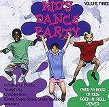 Songtexte von Kid's Dance Express - Kid's Dance Party, Volume 3