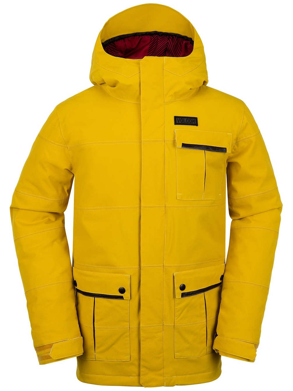 Herren Snowboard Jacke Volcom Pat Moore Ins Jacket online kaufen