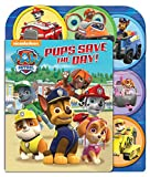 img - for PAW Patrol: Pups Save the Day!: A Slide Surprise Book (Sliding Surprise) book / textbook / text book