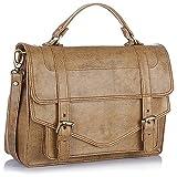 Gauge Machine Women's Luggage Tan (GM_B_513 D)