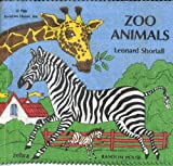Zoo Animals(cloth Bk) (0394843983) by Shortall, Leonard