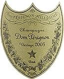 2005 Dom Perignon Champagne 750 mL Wine