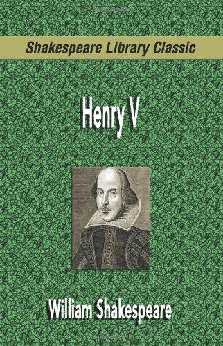 Henry V (Shakespeare Library Classic)