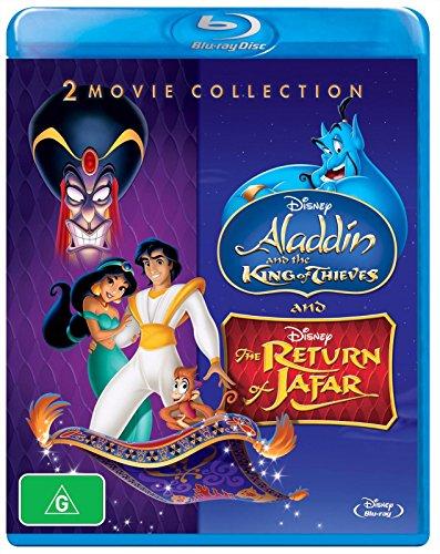 Aladdin King of Thieves/Aladdin the Return of Jafar (Aladdin 2 compare prices)