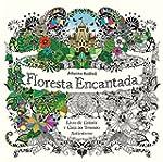 Floresta Encantada. Livro de Colorir...