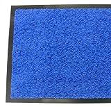 ロンステップマット (ランナー90cm幅) R5-ブルー F-1-RS