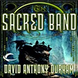 img - for The Sacred Band: Book Three of the Acacia Trilogy book / textbook / text book