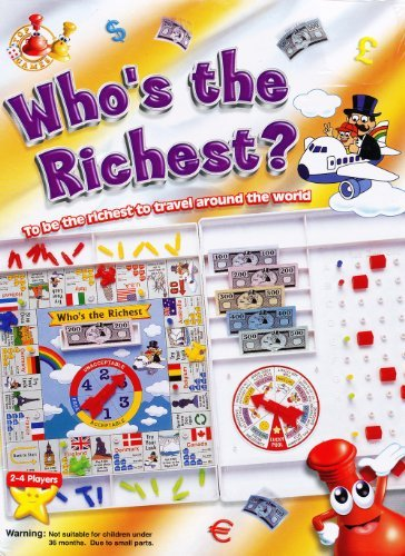 Who's the Richest? Game