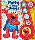 img - for Elmo's Potty Time Play-a-Song Book book / textbook / text book