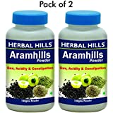 Herbal Hills Aramhills Powder - 100 G (Pack Of 2)