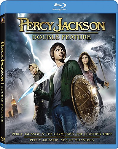 Percy Jackson Double Feature Blu-ray