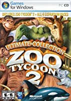 Zoo Tycoon 2: Ultimate Collection (輸入版)