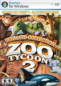 Zoo Tycoon 2 Ultimate