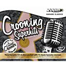 Zoom Karaoke - Crooning Superhits Box Set - 75 Songs - Triple CD+G Set