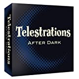 USAopoly Telestrations After Dark Board Game (Color: Multi-colored, Tamaño: Basic pack)
