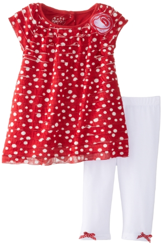 Red Dresses For Toddlers