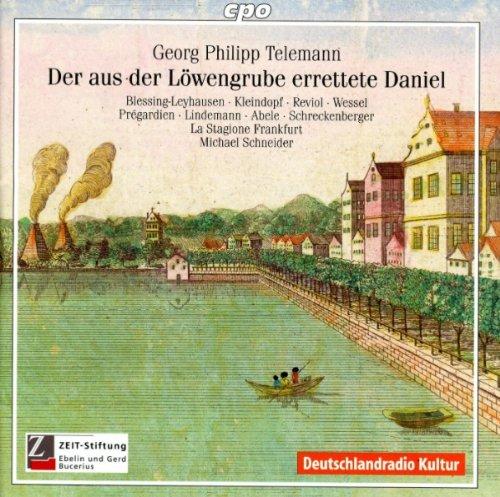 Der Aus Der Lowengrube Errettete Daniel: Part I: Chorale: Der Alte Drach' Und Bose Feind (Chorus)