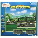 Bachmann Trains Emily's Passenger Set Ready-to-Run HO Train Set