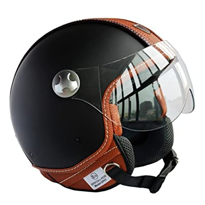 Open face motorcycle helmets - Peda Italian