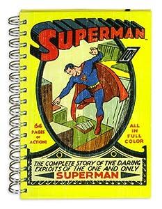Superman Notebook DIN A 5 DC Retro Classics