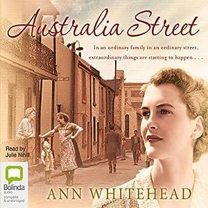 Australia Street Audiobook