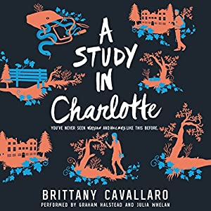 A Study in Charlotte | Livre audio