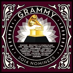 2014 Grammy® Nominees [+digital booklet]
