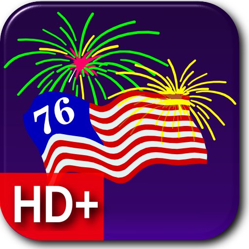 4th of July Classic + Americana Live HD+ Wallpaper