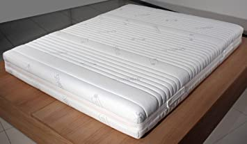 matelas mousse m moire m moire de forme et latex anatomique h21 140x200 140x200 cm. Black Bedroom Furniture Sets. Home Design Ideas