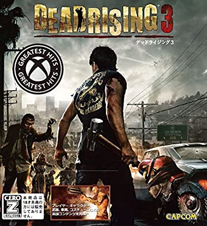 Dead Rising 3 (Greatest Hits) ��CERO�졼�ƥ���Z�ס�
