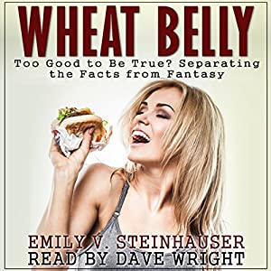 Wheat Belly Audiobook