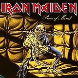Piece Of Mind [VINYL] Iron Maiden
