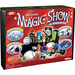 Spectacular Magic Show W/Performance Table-