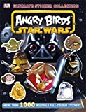 DK DK Angry Birds Star Wars Ultimate Sticker Collection (Star Wars Angry Birds)
