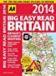 AA Big Easy Read Britain 2014 (Road Atlas)