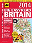 AA Big Easy Read Britain 2014 (Road A...