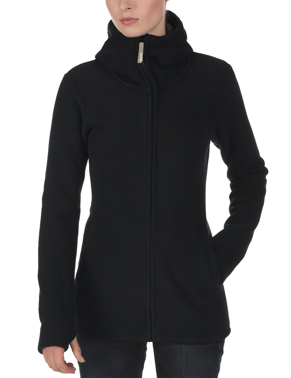 Bench Damen Fleecejacke Poehali