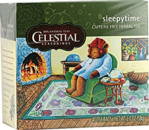 Celestial Seasonings Sleepytime Herb Tea (3x40 Bag)