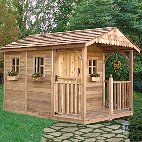 Outdoor-Living-Today-SR812-Santa-Rosa-8-x-12-ft-Garden-Shed