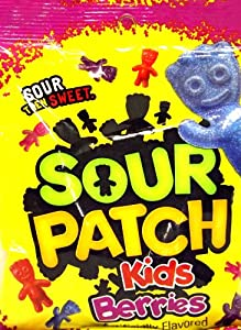 Sour patch berries review