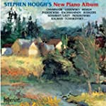 Stephen Houghs New Piano Album