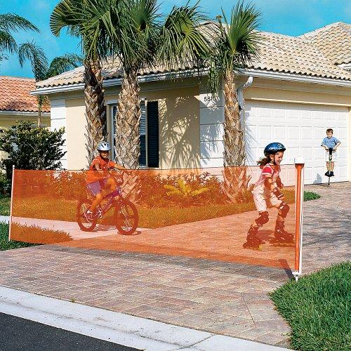 Kidkusion Kidsafe Driveway Guard 18'