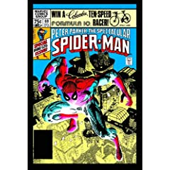 Essential Peter Parker, The Spectacular Spider-Man, Vol. 3 (Marvel Essentials) (v. 3) by Roger Stern,&#32;Bill Mantlo,&#32;David Kraft and Jim Shooter