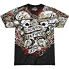 7.62 Design Men's T USMC 'Always Faithful'