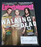 Entertainment Weekly August 7, 2015 First Look The Walking Dead Plus Preview of Fear The Walking Dead