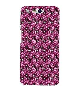 EPICCASE shiny hearts Mobile Back Case Cover For InFocus M812 (Designer Case)